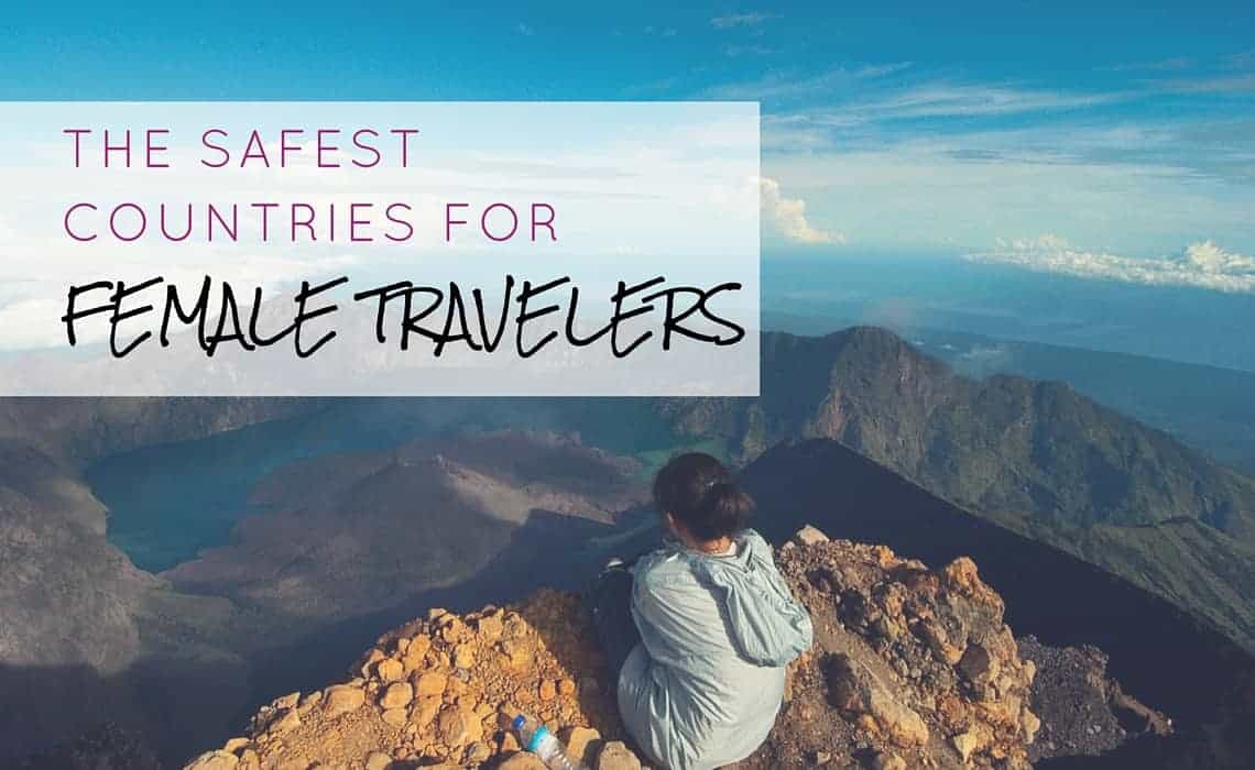 Safest Places To Travel Solo In Europe