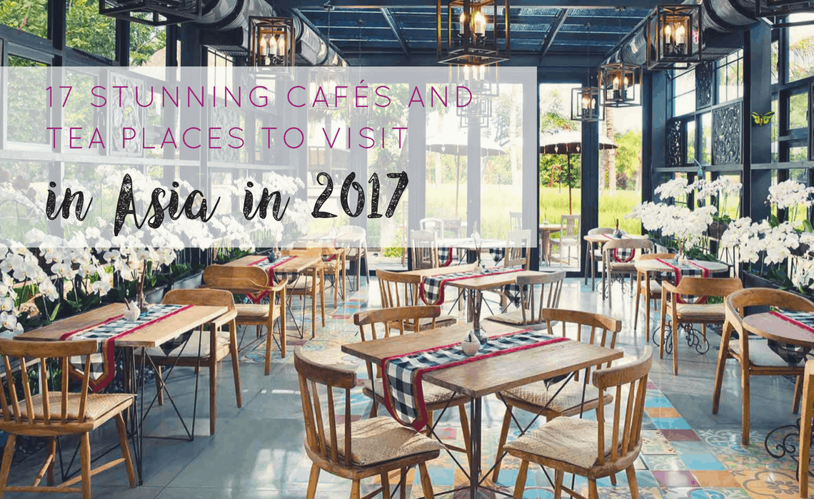 17 unique cafes in asia to visit in 2017 | linda goes east