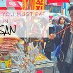 What You Must Eat When In Busan