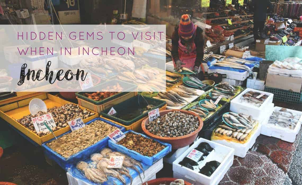 Hidden Gems to Visit When In Incheon